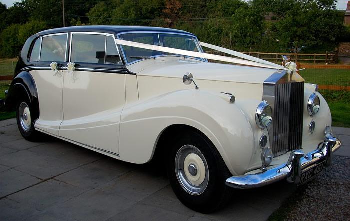1956 Rolls Royce Silver Wraith Touring Limousine
